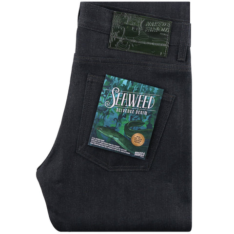 Super Guy Seaweed Selvedge - Indigo