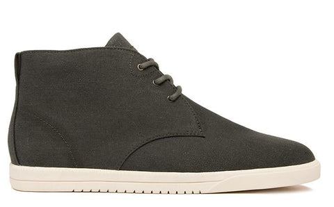 Strayhorn Textile Chukka Army Waxed Canvas