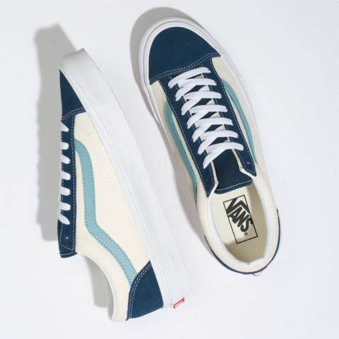 UA Style 36 - Off White and Navy