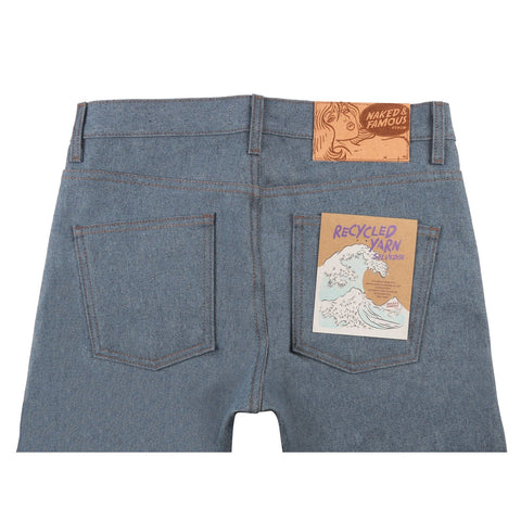 Super Guy Recycled Yarn Selvedge