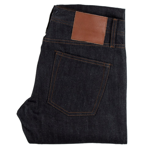 UB401 Tight Fit Selvedge Indigo