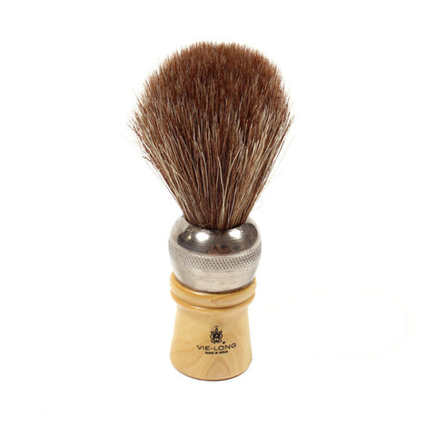 Vie-Long Cachurro Horse Hair Shave Brush