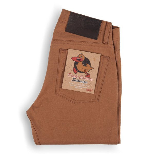 Weird Guy Selvedge Duck Canvas