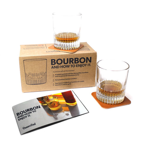 Bourbon and How to Enjoy It Gift Set