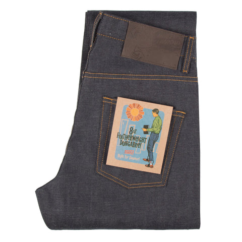 Easy Guy Featherweight Dungaree Selvedge