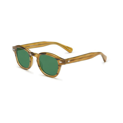 Lemtosh Sunglasses Blonde Green