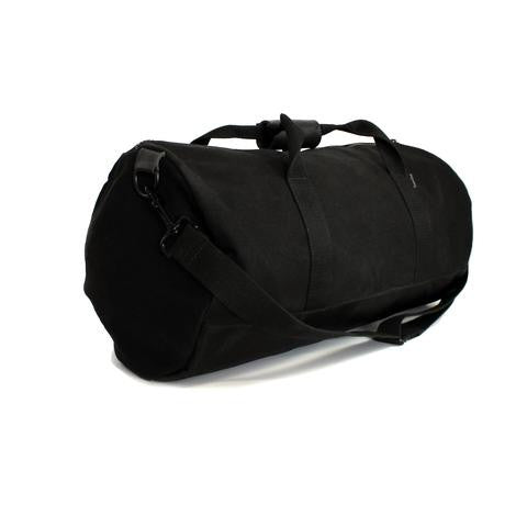Work Hard Play Hard Duffle Black
