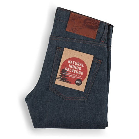 Skinny Guy Natural Indigo Selvedge