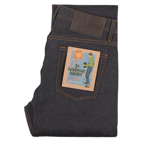 Weird Guy Featherweight Dungaree Selvedge