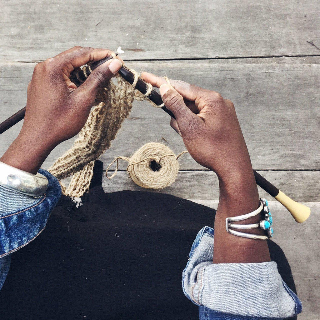 Video Workshop: Hand Knitting 101 - Private Lesson - isobel & cleo