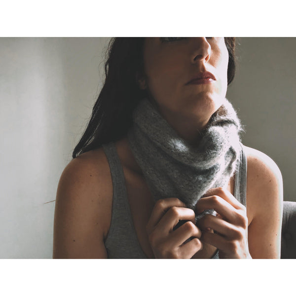 The Bianca Silk Cowl - isobel & cleo