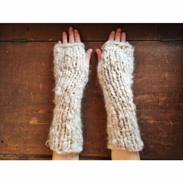The Orgashmere Armwarmers - isobel & cleo