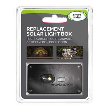 Solar Light Box # solárny panel