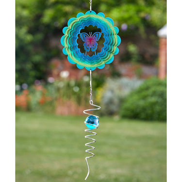Butterfly Rainbow Spinner