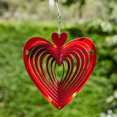 Heart of Hearts Spinner 15cm