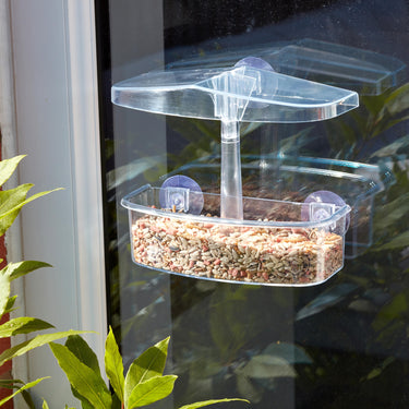 WindoWatch Bird Feeder # vtáčie krmítko na okno
