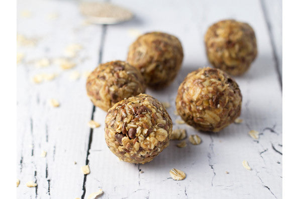 Super Seed SunButter Balls (Safe for School!)