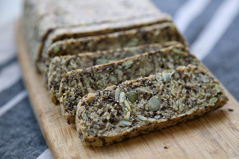 Green Zebra Kitchen Flourless Bread