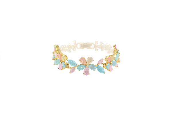 Fleur de Cielle Bracelet - Cielle London for unique fashion accessories and jewellery for Christmas