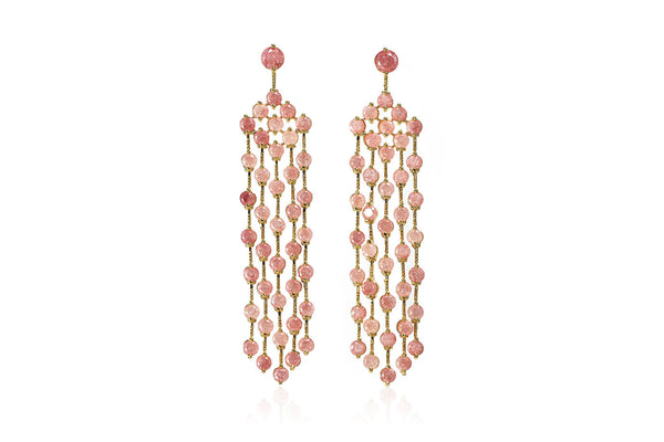 Spring Blossom Earrings - Cielle London for unique fashion accessories and jewellery for Christmas