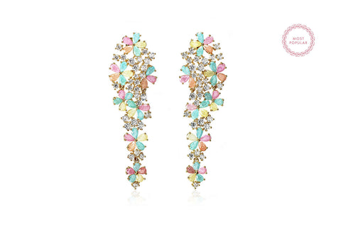 Fleur de Cielle Earrings