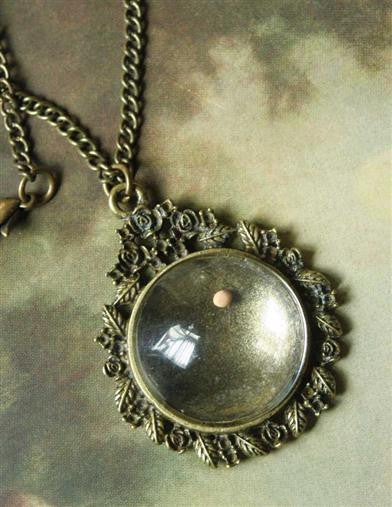 Mustard Seed Necklace - Bear Essentials Interiors
