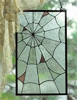 Cobweb Leaded Glass