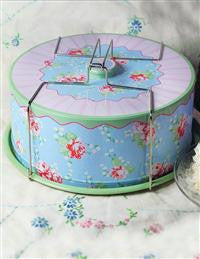 Nostalgic Cake Carrier - Bear Essentials Interiors