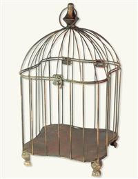 Bird Cage Display