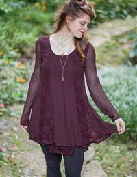 Cabernet Tunic - Bear Essentials Interiors