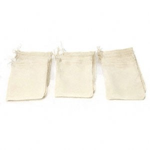 "Culinary 25 pack Bags for Tea 3""x5"""