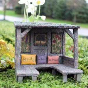 Fairy Picnic Place with Pillows - Bear Essentials Interiors