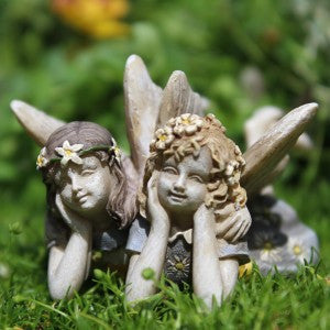 Fairies Iris & Lyla - Bear Essentials Interiors