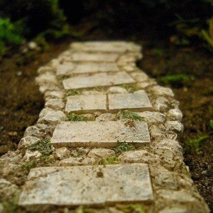 Stone Walkway - Bear Essentials Interiors
