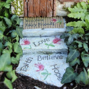 Welcome Fairy Walkway - Bear Essentials Interiors