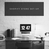 Shopify Store Set-Up
