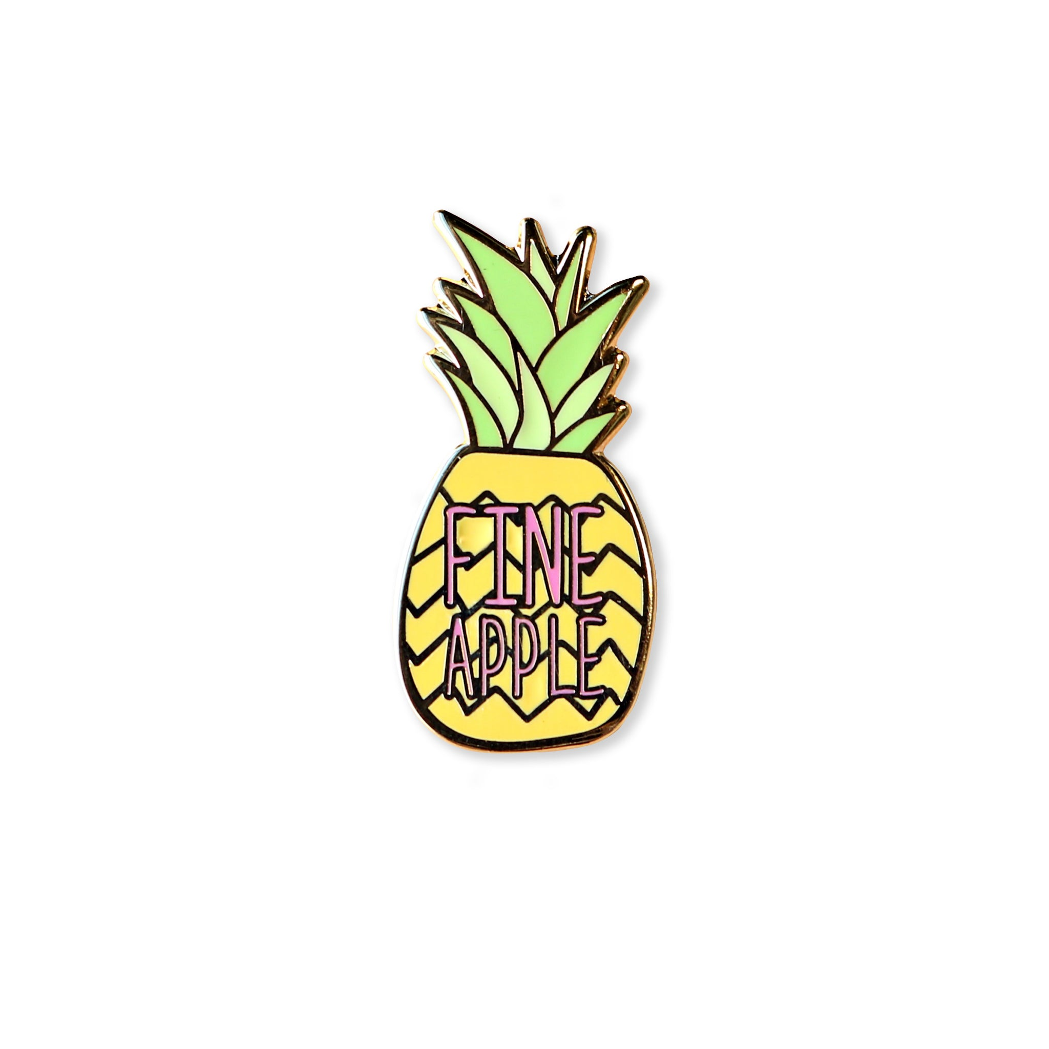 fineapple | enamel pin