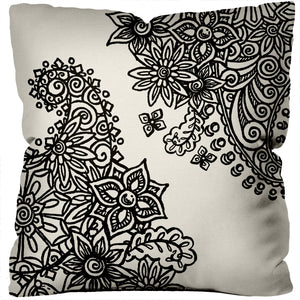PAISLEY OUTDOOR ~ BLACK