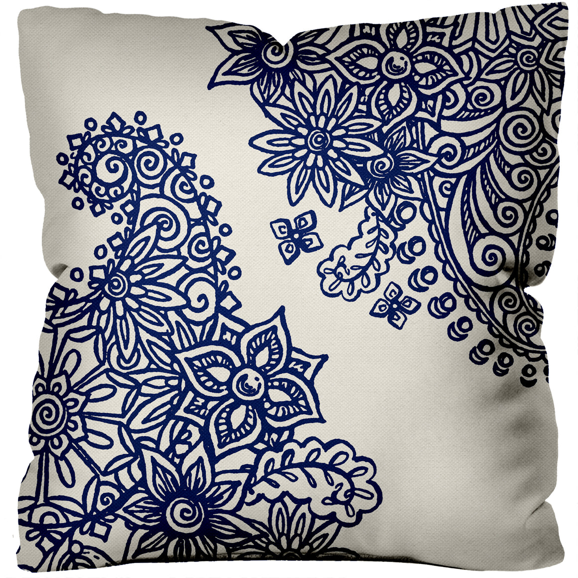 PAISLEY OUTDOOR ~ BLUE