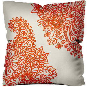 PAISLEY OUTDOOR ~ ORANGE