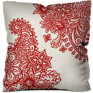 PAISLEY OUTDOOR ~ RED