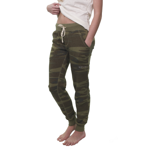 Lay Back Fleece Jogger, Camo (Women's)