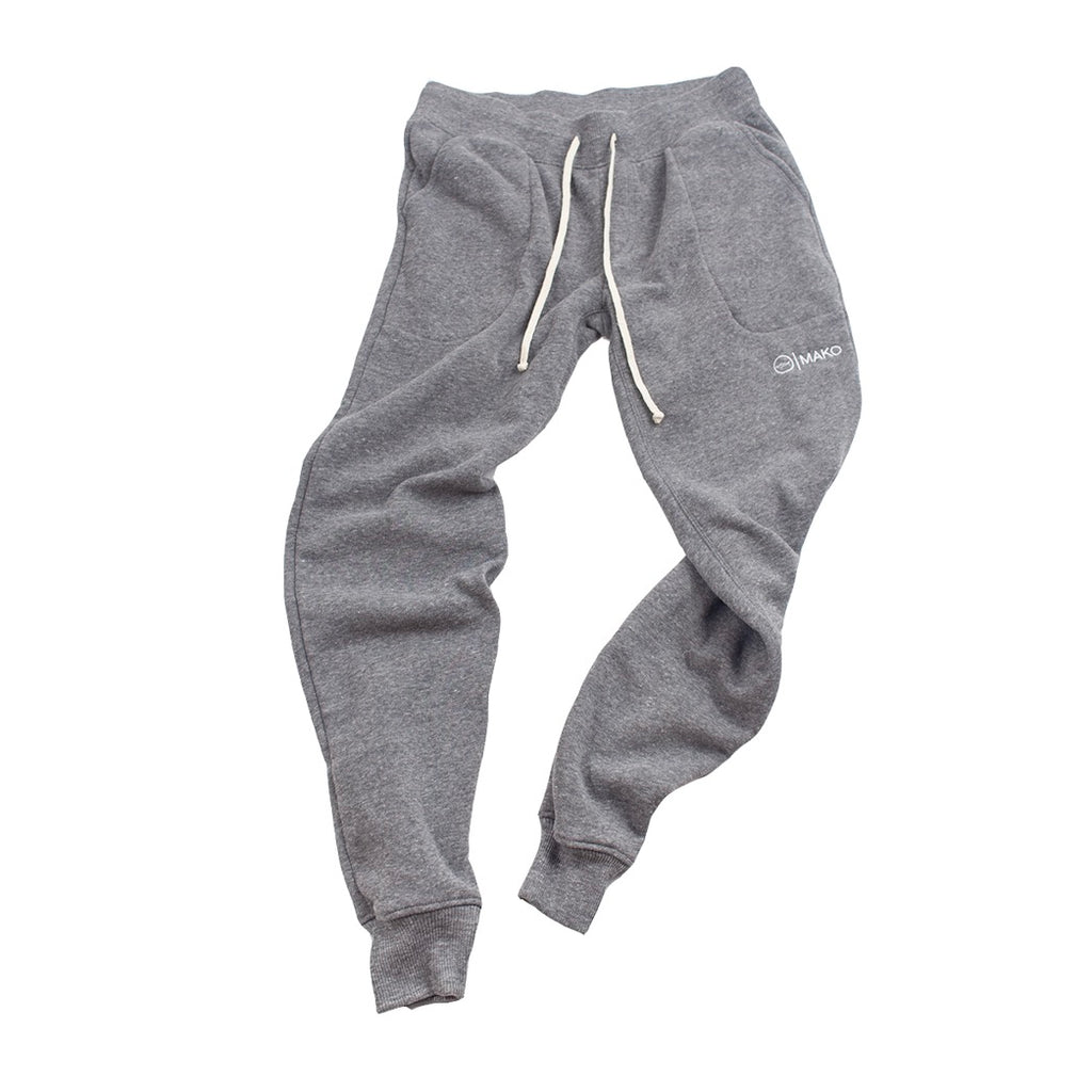 Lay Back Fleece Jogger, Light Grey ( Women's)