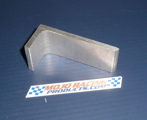 Economy Turn Fin Bracket Large.  You Drill It Fits all Sport/Scale Hydroplanes