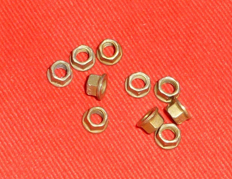 RC Boat Prop Nuts 10-32 Huey Shafts Octura Aeromarine