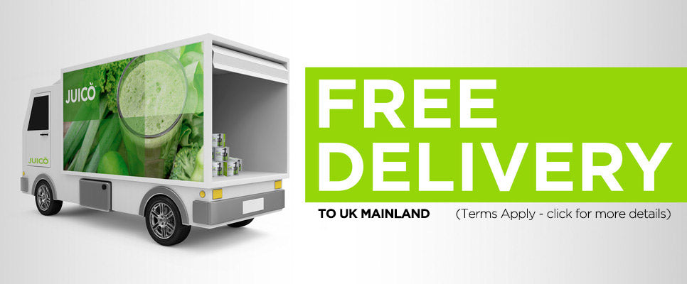 Free Delivery - terms apply