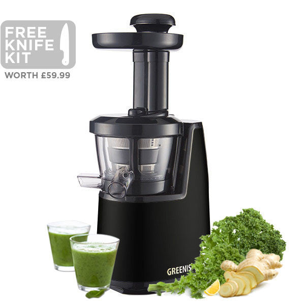 Juico Midnight Black Slow Juicer