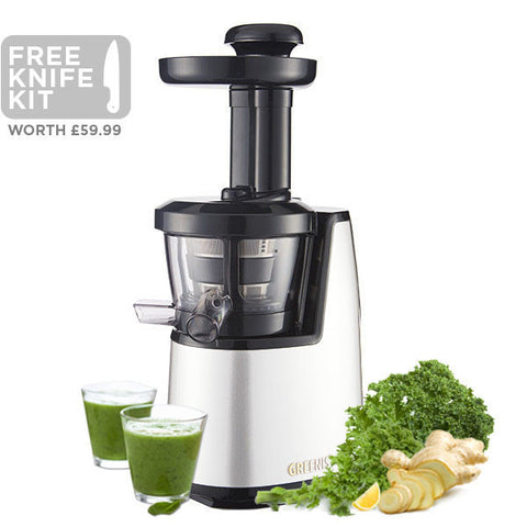 Juico Pure White Slow Juicer
