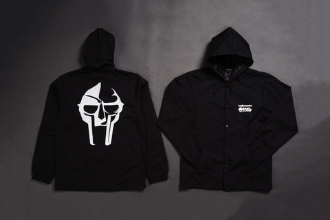 "The MF DOOM x The Hundreds Capsule Features Iconic ""MASK"" & ""Villy"" Graphics"