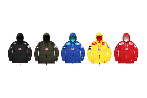 Supreme x The North Face 2017 Spring/Summer Collection